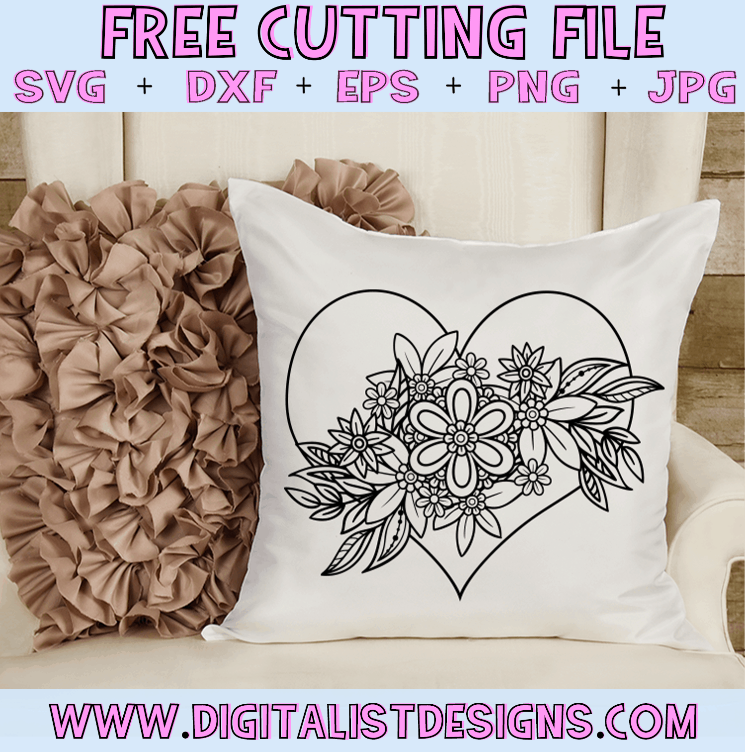 16+ Pattern Hearts – Svg, Dxf, Eps Cut Files Crafter Files