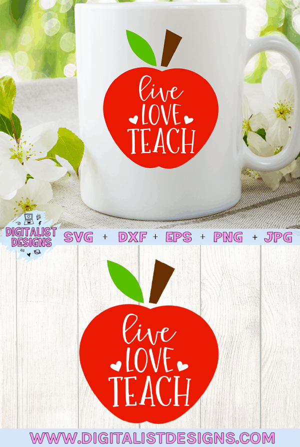 live love teach pinterest thumbnail